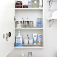 【連載】使いやすく清潔に保とう!無印良品で作る鏡裏収納