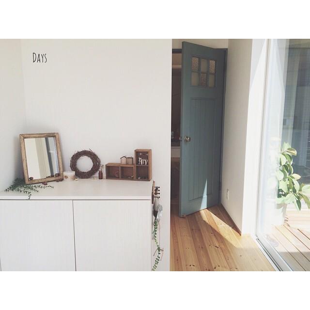玄関と鏡の風水4