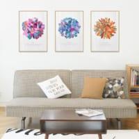 ポスターやポストカードの魅力☆センス良くお部屋に飾る方法をご紹介