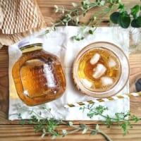 コストコで人気のリンゴジュース♡マルティネリの空き瓶をインテリアに活用しよう