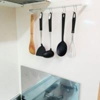 毎日使うアイテムをスッキリ♪『キッチンツール収納術』見せる&隠すアイデア集