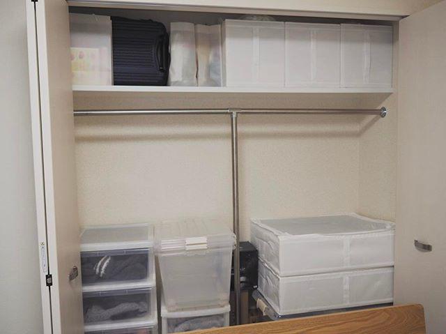 IKEAのSKUBBを使った収納術2