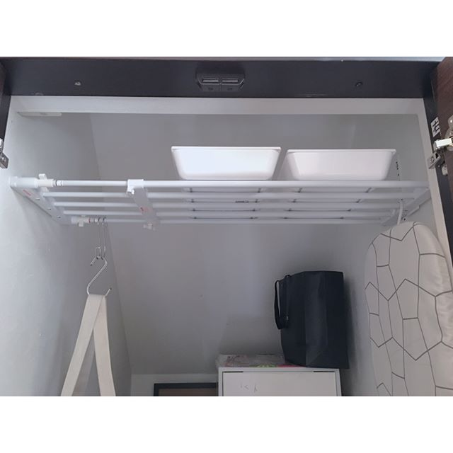 階段下スペースにDIYで使い勝手のいい収納を作ろう10