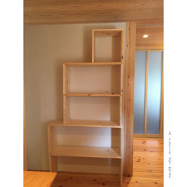 階段下スペースにDIYで使い勝手のいい収納を作ろう5