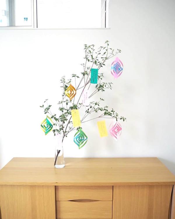 折り紙 インテリア47