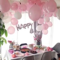 風船の飾り付け特集☆パーティーを華やかに格上げしよう!