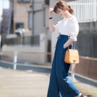 《しまむら》のパンツを使ったカジュアルコーデ☆大人女性におすすめの着こなし15選