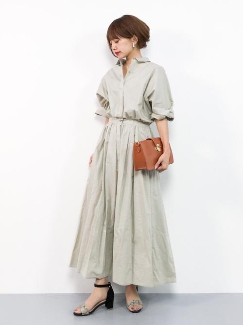 同窓会の服装50選♡ドレススタイルからきれいめカジュアルまで