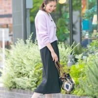 黒スカートコーデ50選♡秋におすすめの大人女性コーデをまとめました!