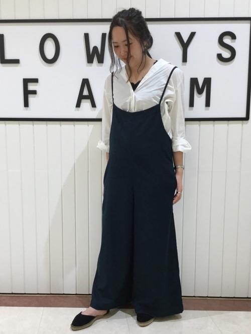 [LOWRYS FARM] レギュラーシャツロングスリーブ 804833