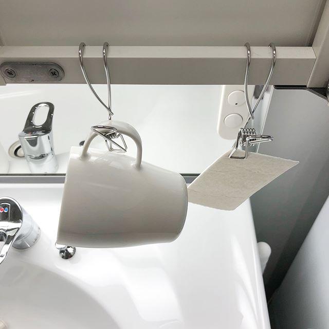 吊り下げ収納 お風呂・洗面所4