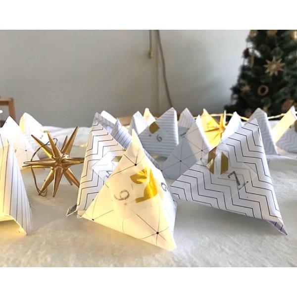 折り紙 インテリア56