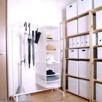 IKEAの収納グッズで暮らしやすく!クローゼット収納におすすめなアイテムをご紹介します☆