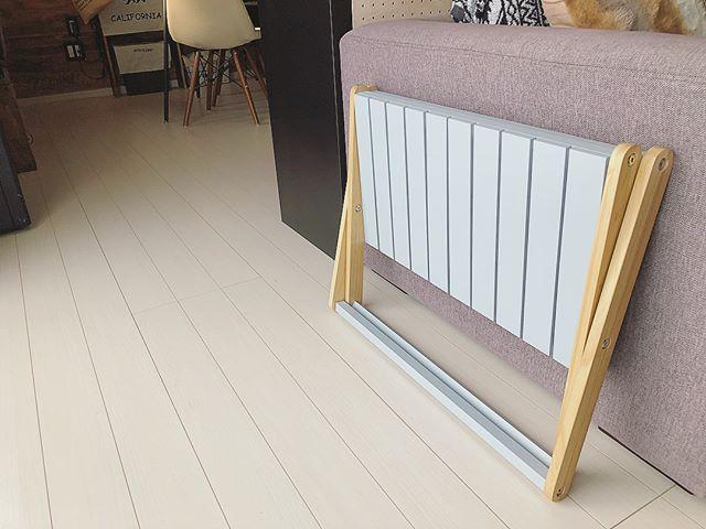 折り畳み・スタッキングアイテムで狭い部屋を広々と活用2