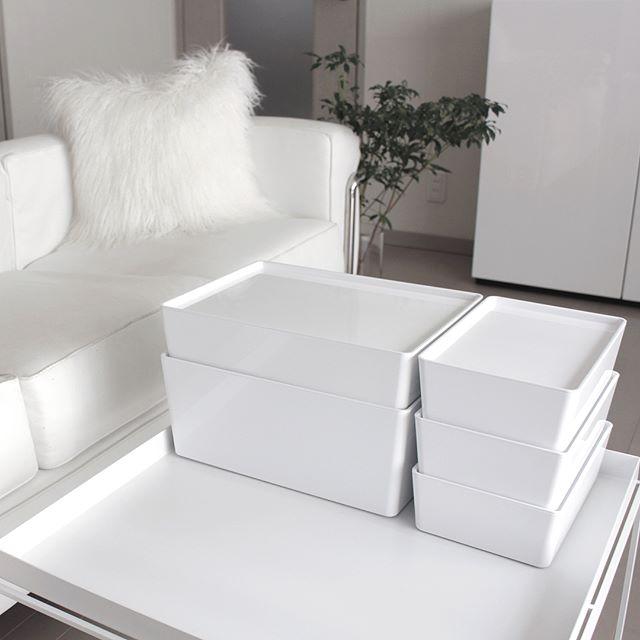 IKEAのKUGGISを使った収納術