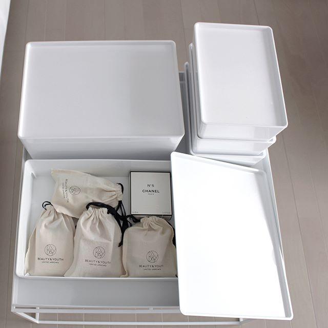 IKEAのKUGGISを使った収納術3