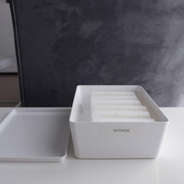 IKEAのKUGGISを使った収納術2