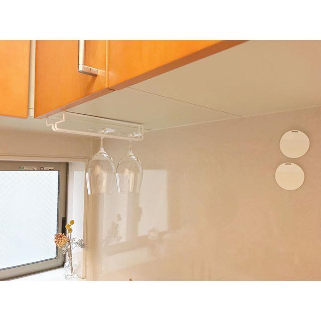 吊り下げ収納 キッチン8