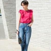 ボトムスで魅せるシャツ&ブラウスコーデ!おすすめ大人女性スタイル厳選集