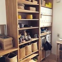 おしゃれなキッチン作りのポイント!参考にしたいパントリー収納実例集