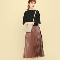 秋まで待てない! 今から着られる、おすすめプリーツスカートをご紹介♪