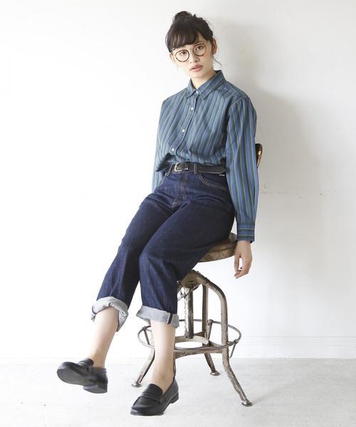 [coen] 【8/3ヒルナンデス!放映】2WAYカシュクールシャツ