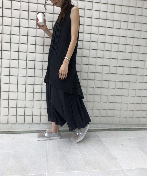 ☆2018秋冬新作☆ ラビットファーベルトデザインスニーカー/ダニエラ&ジェマ