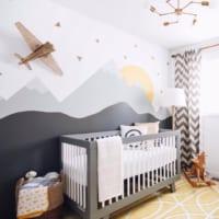 赤ちゃんのお部屋をかわいい空間に!リビングのキッズスペースもあわせてご紹介