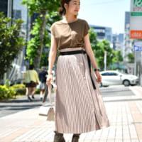 きれいめカジュアルの必須アイテム♪ラップデザインスカートのおすすめ15選