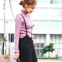 秋のトレンドカラー「ピンク」はどう着る?大人女子のピンクアイテムの取り入れ方!
