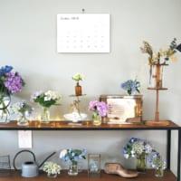 【連載】生花のある暮らし始めませんか?お花を素敵に飾るテクをご紹介します♪