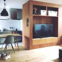 設計時に知っておきたい!おうちを広く使いやすくしてくれる作りつけ家具