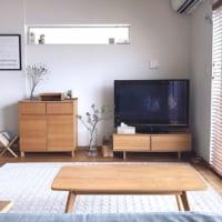 どれにしよう♪【無印良品・IKEA】のテレビボードでおしゃれな部屋にしませんか?