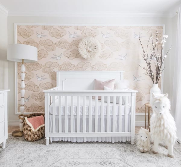 赤ちゃんのお部屋 壁紙5