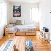 風水で寝室をより良い空間に。運気アップには色やベッドの配置に注目!