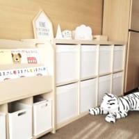 【IKEA】のカラックスをご紹介☆自分好みにアレンジして使える便利な収納家具!