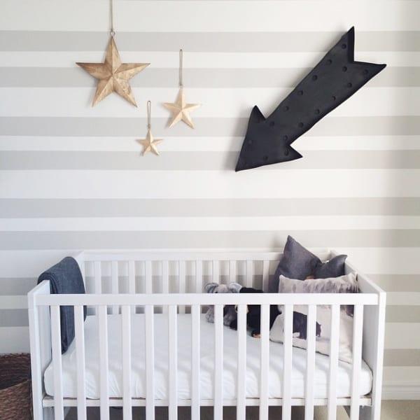 赤ちゃんのお部屋 壁紙6