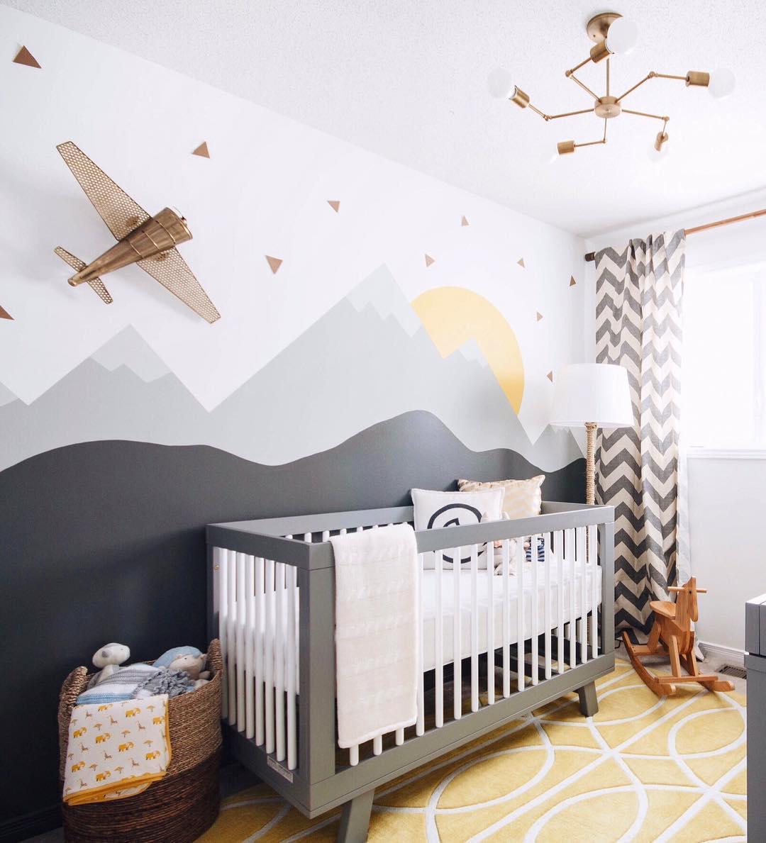 赤ちゃんのお部屋 壁紙7