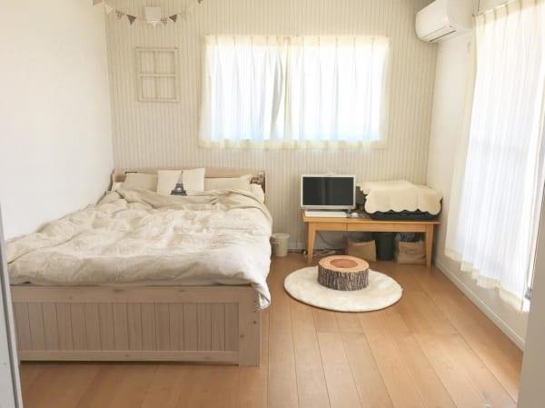 風水で寝室をより良い空間に。色やベッドの配置に注目したお ...