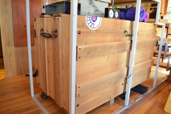 階段下スペースにDIYで使い勝手のいい収納を作ろう3