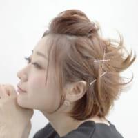 この夏にピッタリ☆前髪を上げるスタイルでスッキリとした印象を作ろう!