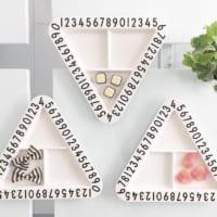 スタイリッシュなアルファベット!デザインレターズのアイテムをインテリアに☆