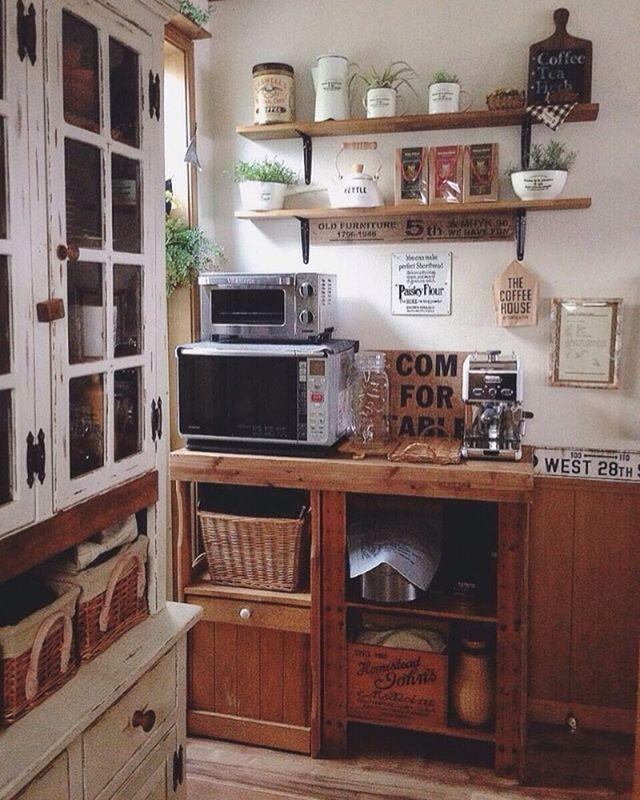 コーヒー豆収納