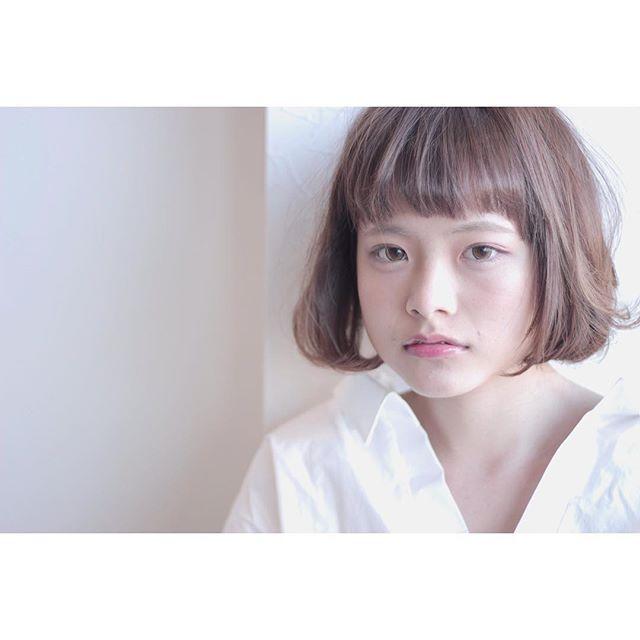 オンザ眉毛(長め)