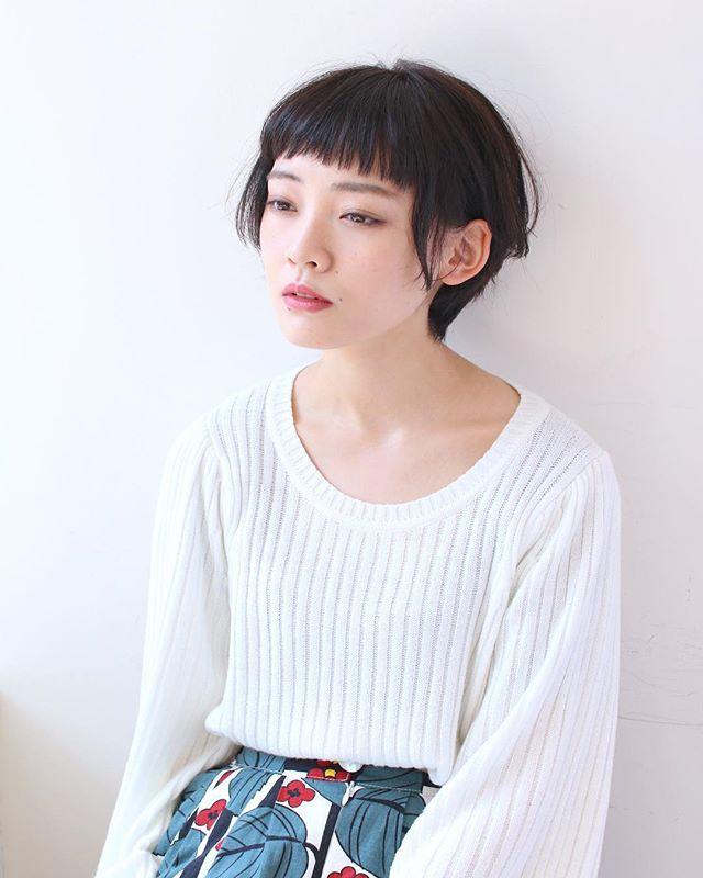 オンザ眉毛(ショート)