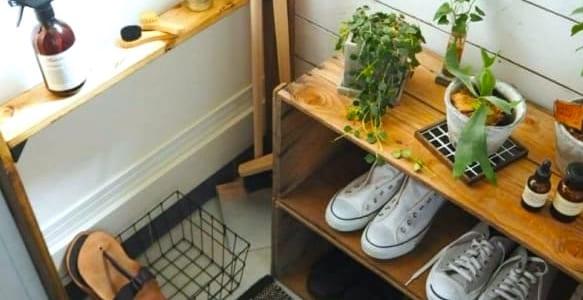 【連載】簡単DIYで押入れリフォーム!我が家の玄関のBEFORE・AFTERまとめました♪
