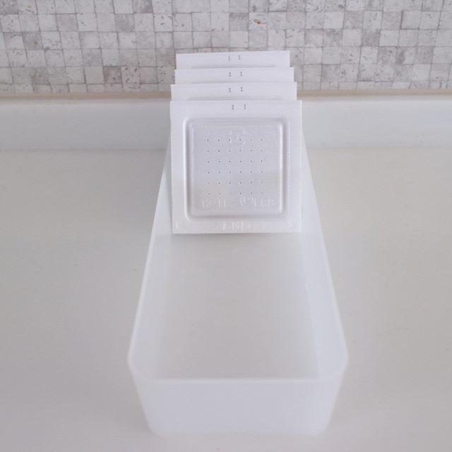 「冷蔵庫」の収納に使おう!5
