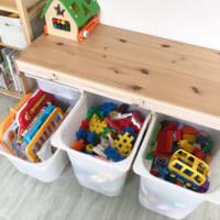 おもちゃの片付けをもっと簡単に♪増えたおもちゃをすっきり収納する方法をご紹介します