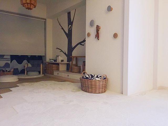 心地いい空間が楽しめる和室インテリア4