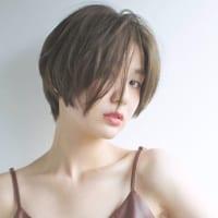 外人風の透け感をゲット♪日本人特有の赤みを抑えたアッシュカラーカタログ